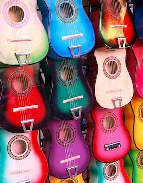 Mexico Guitars adj